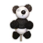 Panda en bonbons