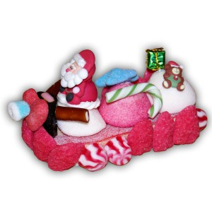 Noël en bonbons