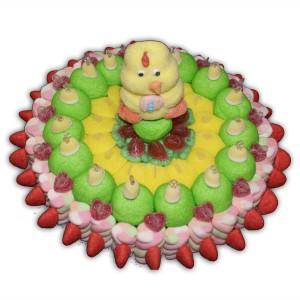 Gâteau de bonbons Poussin
