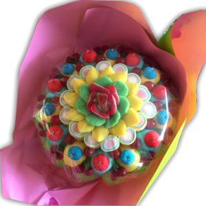 bouquet de bonbons sur mesure
